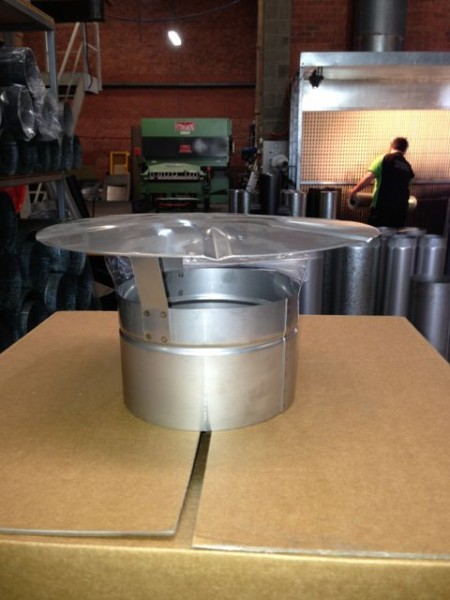 China Top Hat for Pizza Oven